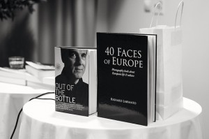 40 Faces of Europe book